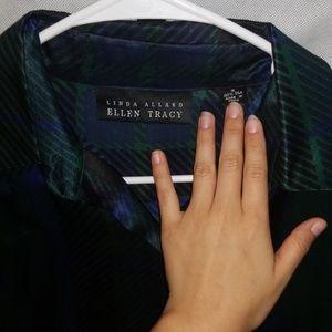 Ellen Tracy Tops - Womens Blouse